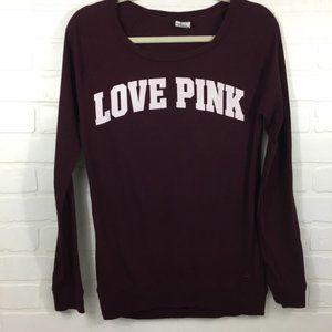 2/$20 PINK Victoria's Secret Long Sleeve XS